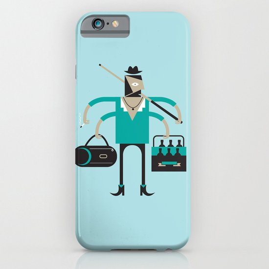 Back to Indie Business iPhone & iPod Case