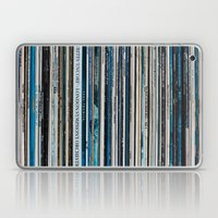 Old Vinyl Laptop & iPad Skin