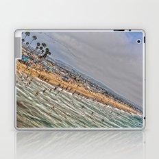 Beach Painting. Laptop & iPad Skin