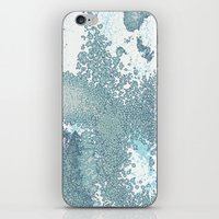 Aqua Sprawl iPhone & iPod Skin