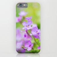 Violet Heaven iPhone 6 Slim Case