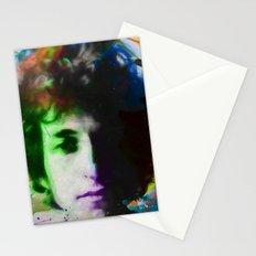 bob dylan 01 Stationery Cards