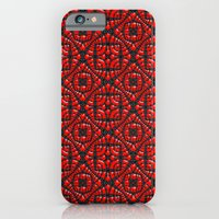 Gothic Red iPhone 6 Slim Case