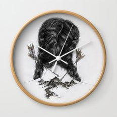 Insecurities Wall Clock