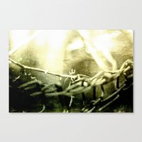The Yearning Canvas Print