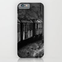 iPhone & iPod Case featuring Spooky Train by Rainer Steinke