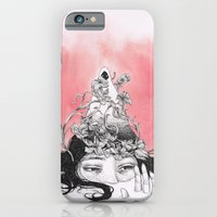 iPhone & iPod Case featuring Growth by Julia Sonmi Heglund