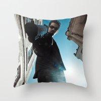 Issac Throw Pillow