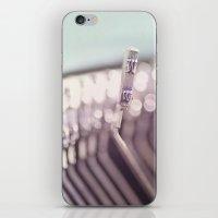 W Is For Wonderful iPhone & iPod Skin