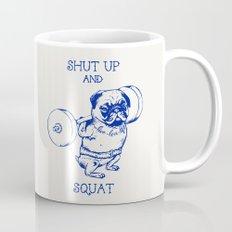 Pug Squat Mug