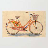 Love Holland, Love Bike Rug