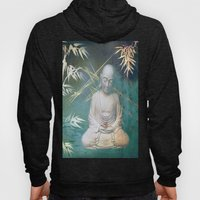Buddha's awakening from deep meditation Hoody