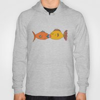 Fishy Kisses Hoody