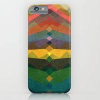 iPhone & iPod Case featuring City in the Sky by Anai Greog