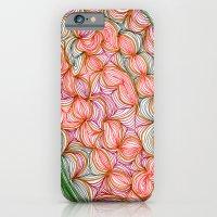 Mujer tortuga iPhone 6 Slim Case