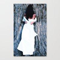 Faced Canvas Print