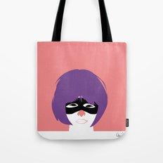 Hit Girl Tote Bag