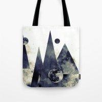 Wandering star Tote Bag
