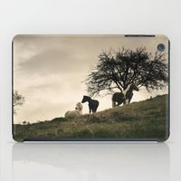caballos iPad Case