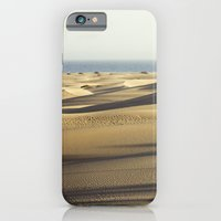 iPhone & iPod Case featuring Sand dunes by Leonor Saavedra
