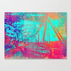 Huey Long Canvas Print