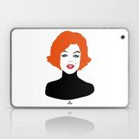 MARY VANITY FAIR Laptop & iPad Skin