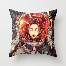 AURORA 2 Throw Pillow