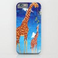 G is for Giraffe iPhone 6 Slim Case