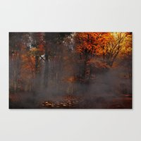 That's The Fall Canvas Print