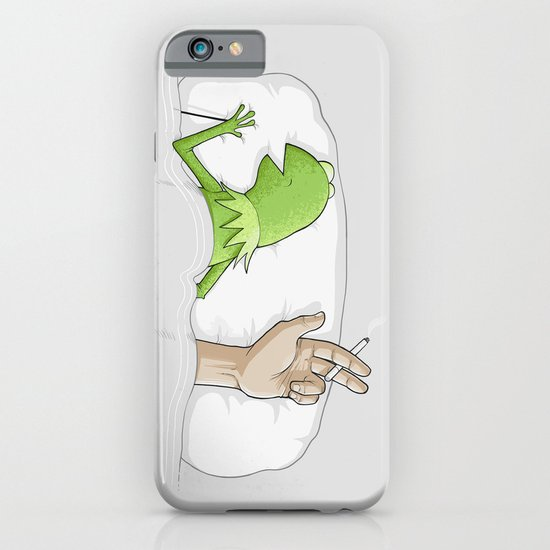 Crazy night iPhone & iPod Case