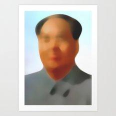 Dictator (study) Art Print