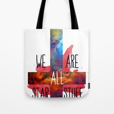 :: BE PREPARED AND DON´T BE SCARED ;) Tote Bag