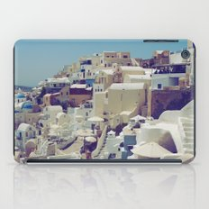 Oia, Santorini, Greece III iPad Case