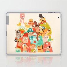 Storybook Gang Laptop & iPad Skin