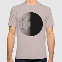 Mutual Core Mens Fitted Tee Cinder SMALL