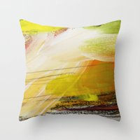 Spoken Life Throw Pillow