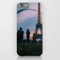 The Eiffel Tower During … iPhone 6 Slim Case