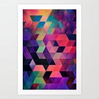 Rykynnzyyll Art Print