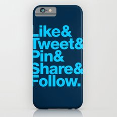 The Social Type iPhone 6 Slim Case