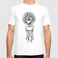 The Mummy Mens Fitted Tee White SMALL