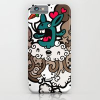 Rabbit Nightmare! iPhone 6 Slim Case