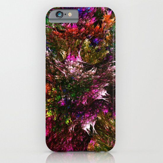 Colorful Flower Bouquet iPhone & iPod Case