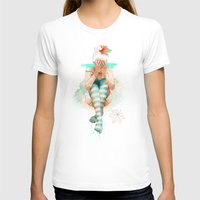 autumn T-shirts featuring Autumn by Ariana Perez