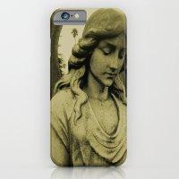 Sepia Angel iPhone 6 Slim Case