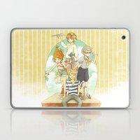 The Mermaid Club Laptop & iPad Skin