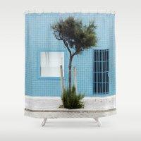 espinho Shower Curtain