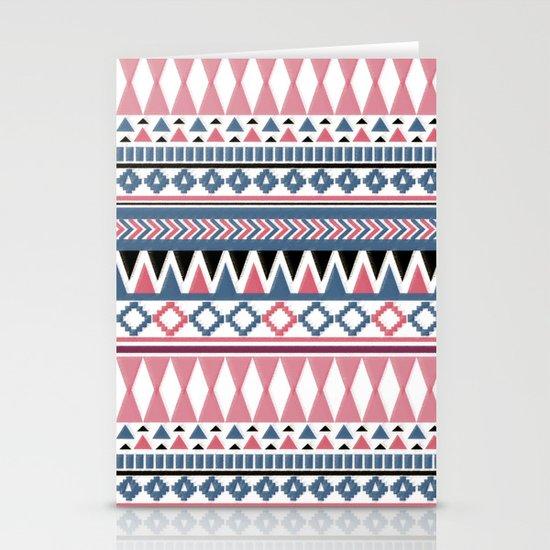Tribal Triangle #2# Stationery Card