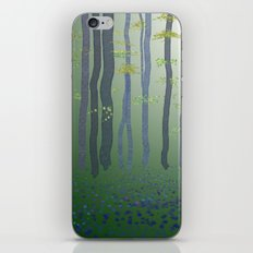 Forest Glade iPhone & iPod Skin