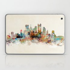 pittsburgh pennsylvania Laptop & iPad Skin