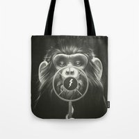 On Air Tote Bag